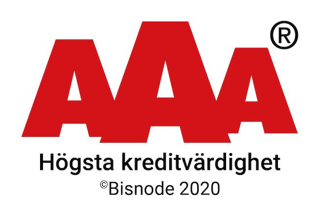 AAA kreditvärdighet